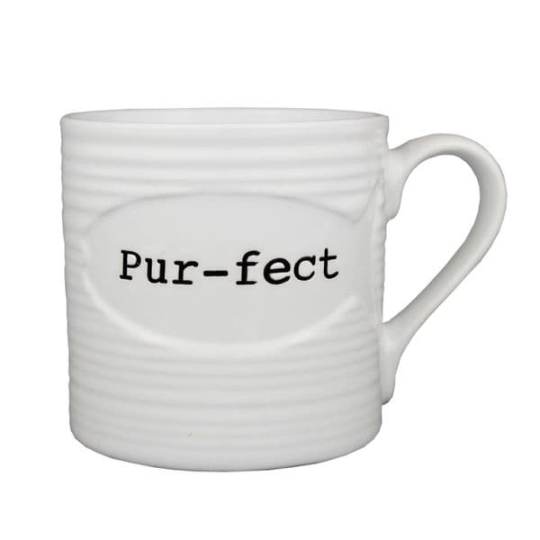Pur-Fect Mug - Gift for Cat Lovers