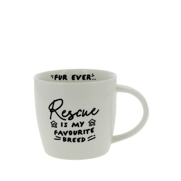 Rescue is my favourite breed - Gift for Dog Lovers