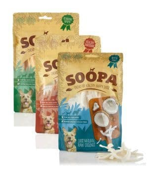Soopa Chews Variety Dog Chew Pack