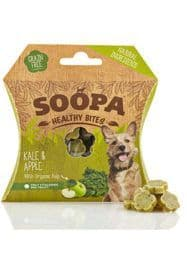 Soopa Kale & Apple Healthy Dog Bites