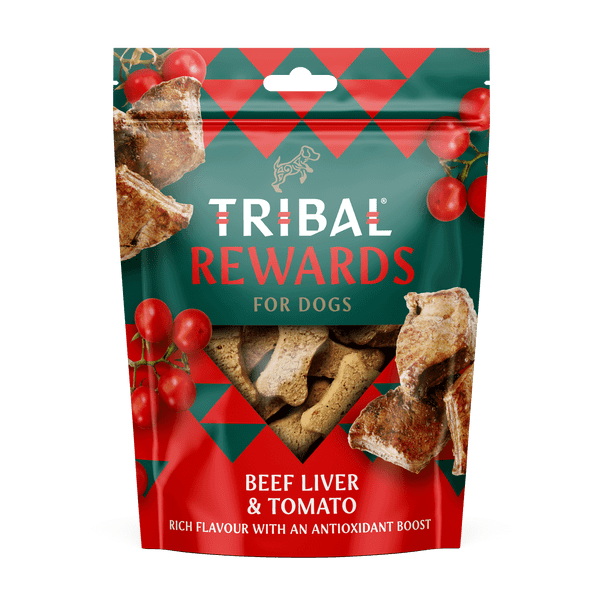 Tribal Beef, Liver & Tomato Dog Biscuits
