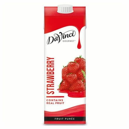 Strawberry Smoothie Mix 1ltr