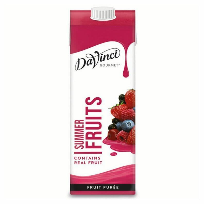 Summer Fruits Smoothie Mix 1ltr