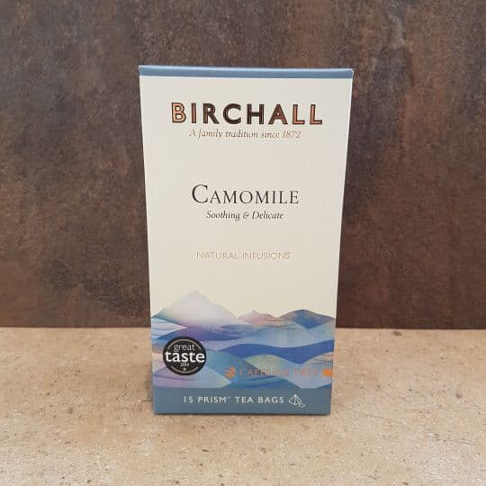 Birchall Camomile Prism Tea Bags 15