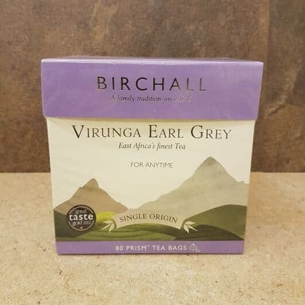 Birchall Earl Grey Prism Tea Bags 80 (Big Box)