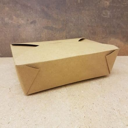 Food Carton Box - Large #3 - 45 Pack
