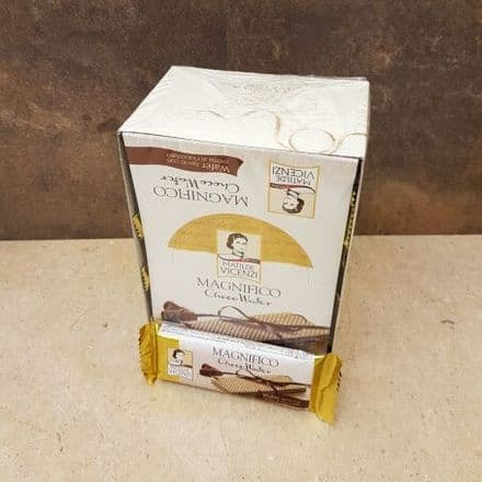 Magnifico Chocolate Wafers  - 24 x 25g
