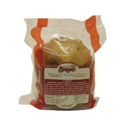 Mini Panettone - Individually wrapped 12 x 100g