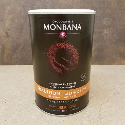 Monbana Hot Chocolate (salon de the) 1kg