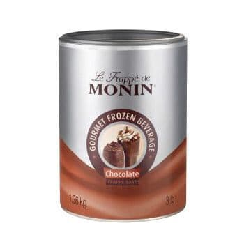 Monin Chocolate Frappe Powder 1.36kg