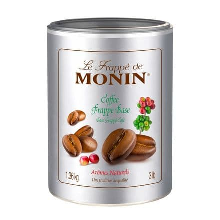 Monin Coffee Frappe Powder Mix 1.36kg