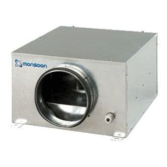 Monsoon ACF100 Acoustic Cabinet Centrifugal Fan 240m3/hr
