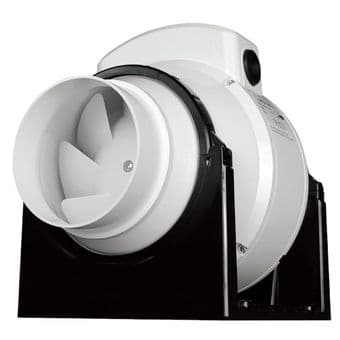 Monsoon  UMD Professional Inch Inline Extractor Fan with Timer UMD100TX
