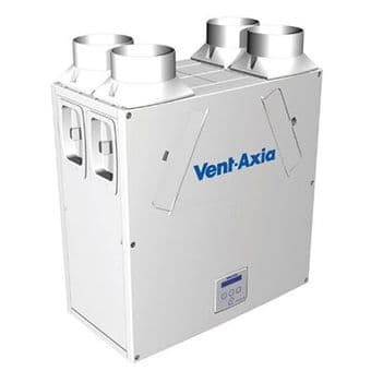 Vent Axia 408167 Lo Carbon Sentinel Kinetic FHR MVHR with Digital Controller