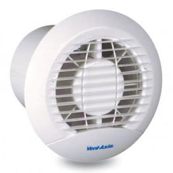 Vent Axia Eclipse 427310 Circular 4 inch zone 3 Extractor Fan