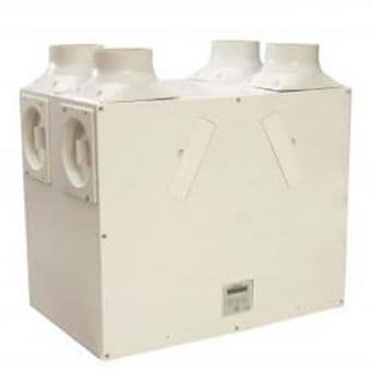 Vent Axia 443028L Sentinel Kinetic Plus B Heat Recovery Unit Left Hand