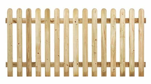 Fencing - Panels - Picket - Straight Top