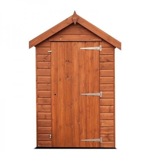 Sheds - Apex Roof - Tongue & Grove - Log Lap Boarding