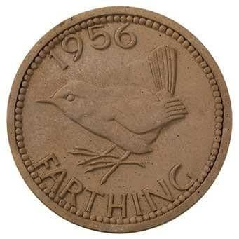 Stepping Stones - Farthing - Autumn Brown