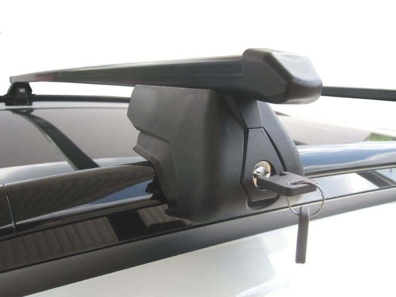 Roof Rack Rail Bars Lockable | Citroen C4 Grand Picasso 2007-2013
