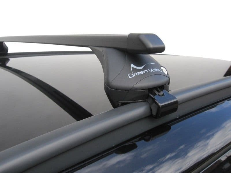 Roof Rack Rail Bars Lockable | Hyundai Santa Fe 2012- onwards