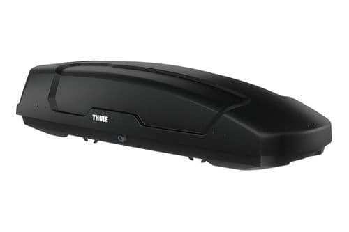 Thule Force XT Roof Box Sport 300 Litre | Matte Black