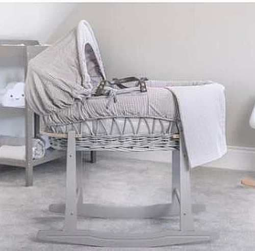Bedside Cribs and Moses Baskets
