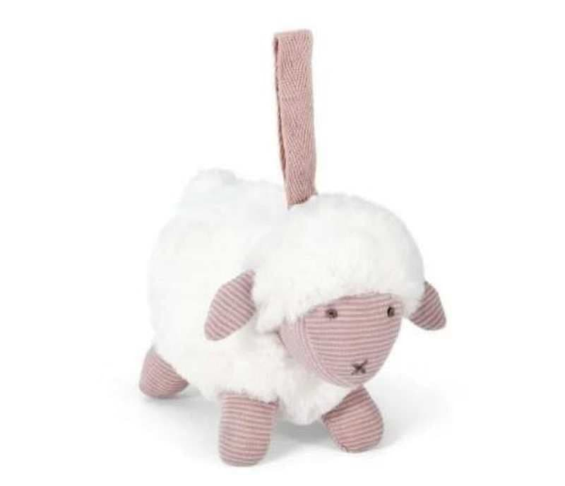 Soft Sheep Toy Pink