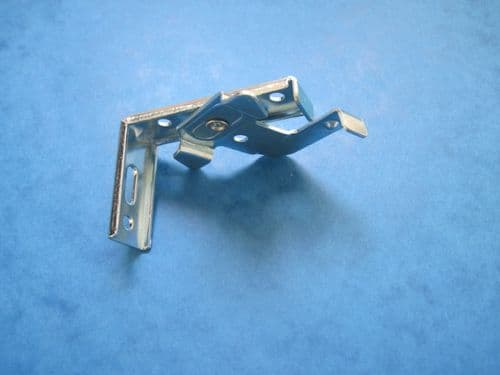 VENETIAN BLIND SWIVEL ARM TOP OR FACE FIXING BRACKET FOR TOP BOX SIZE APPROX 53mm