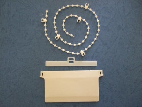 VERTICAL BLIND REPAIR KITS COMPLETE WITH WEIGHTS,CHAINS,HANGERS