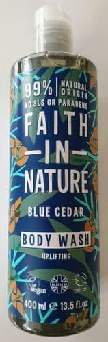 Body Wash - Blue Cedar