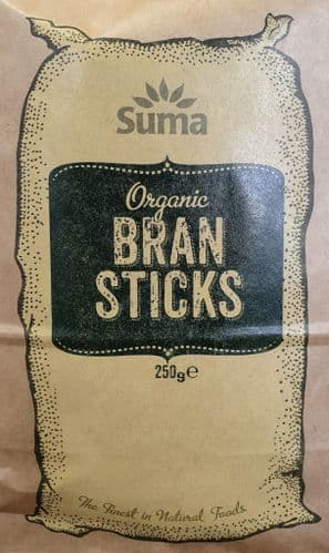 Cereal - Bran Sticks