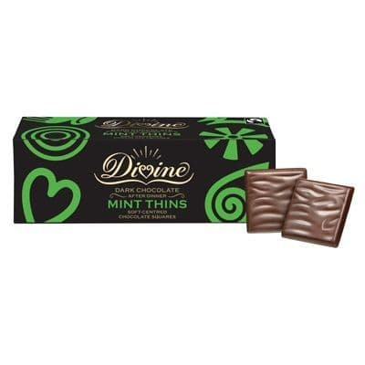 Chocolate - Divine Mint Thins