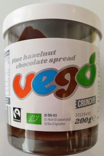 Chocolate Spread - Vego