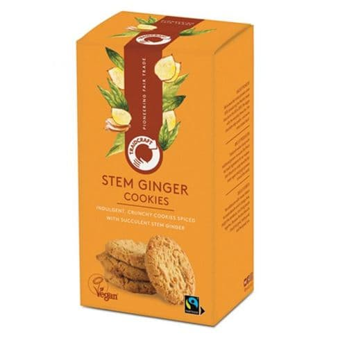 Cookies - Ginger - box