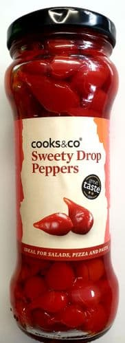 Peppers - Red - Sweety drop