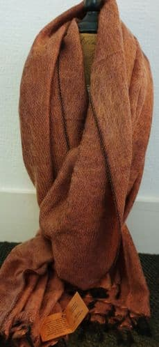 Scarf - large - wool