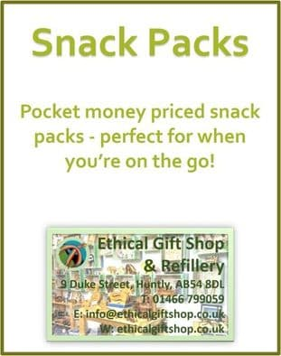 Snack Pack - Mixed Nuts