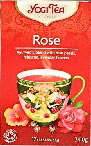 Teabags - Rose